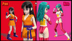 MMD Pan and Bra with Father Suit + DL by ScorpionNTL