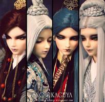 Kingdom Of The West by snow-kaguya