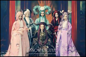A Demon's World 2 by snow-kaguya