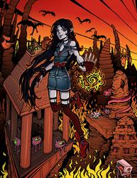 Nightosphere Marceline