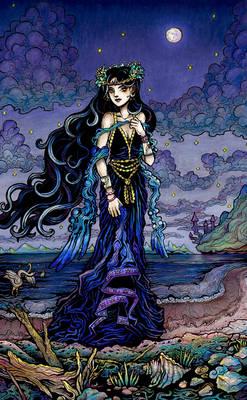 Princess Luna --- Moon Goddess