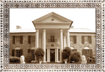 Graceland Sepia Image by Nohomers48