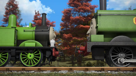 The most controversial shot in Thomas and Friends by RonanL10