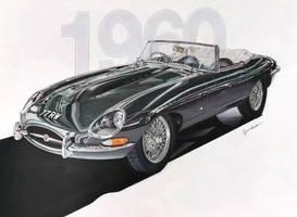 Jaguar E-Type Geneva Special