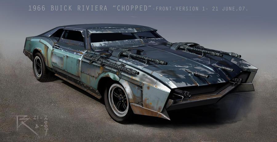 '71 Riviera by Bartoleum