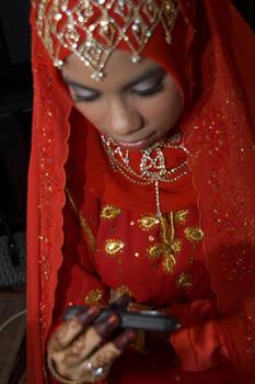 techie bride
