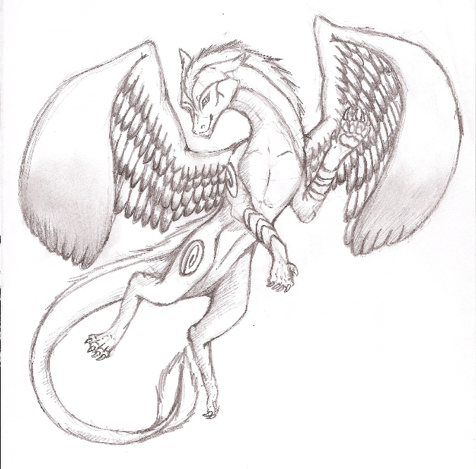air dragon by wolfmaster2500 on deviantart