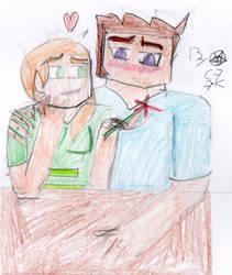 Alex and Steve by capoeirakid77