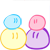 free dango family icon 1 by Jablonka89