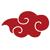 free akatsuki cloud icon by Jablonka89