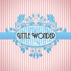 Little Wonder - cover