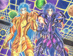 Gimini - Saga and Kanon