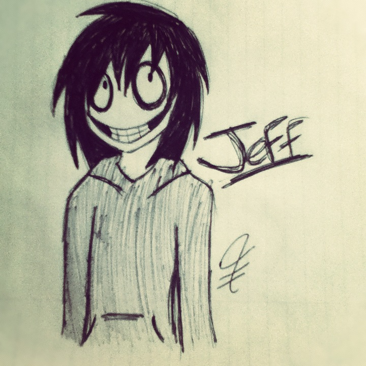 . Jeff The Killer . by rradive