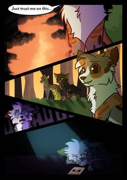 The Missing Piece - Chapter One - Page 8