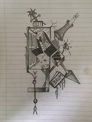 Old Drawing 3