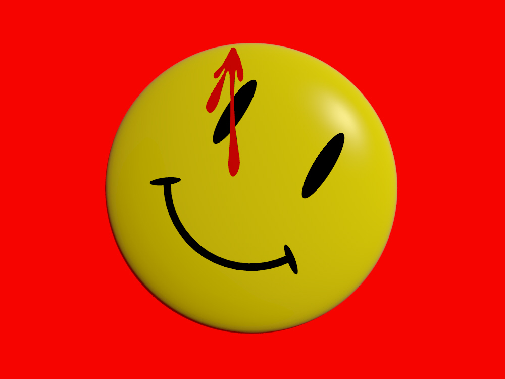 Image result for watchmen face