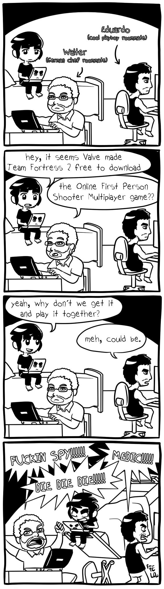 FLR 60 Online Gaming by Felolira