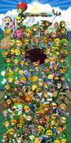 Zelda Massive Item Collab