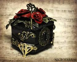 Rosarium Ring Box 7 by Necrosarium