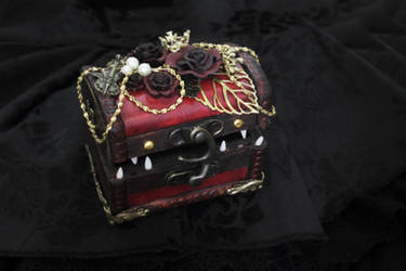 Treasure Box Monster D0615