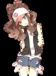 Pokemon white render 1
