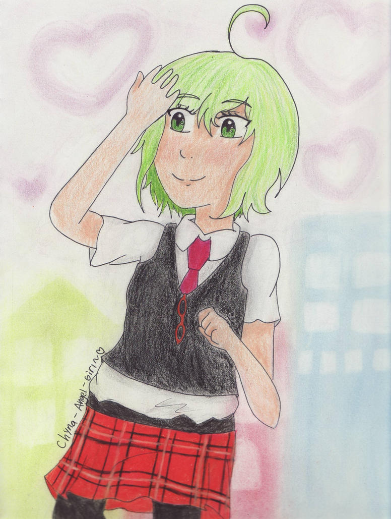 Gumi for Harumi by Chyna-Angel-Girl