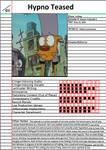 Animated Atrocities: Hypno Teased.