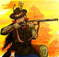 [Dead Nation ARPG] Cazador Tracker