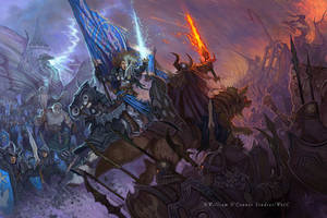 Conquest of Nerath by wocstudios