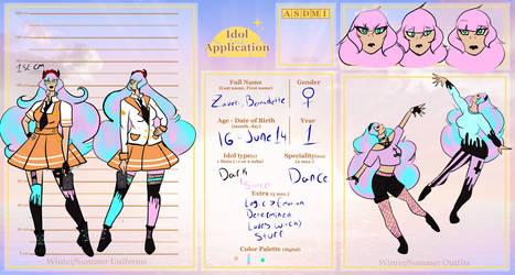 Idol Course on Sunrise-Academy - DeviantArt