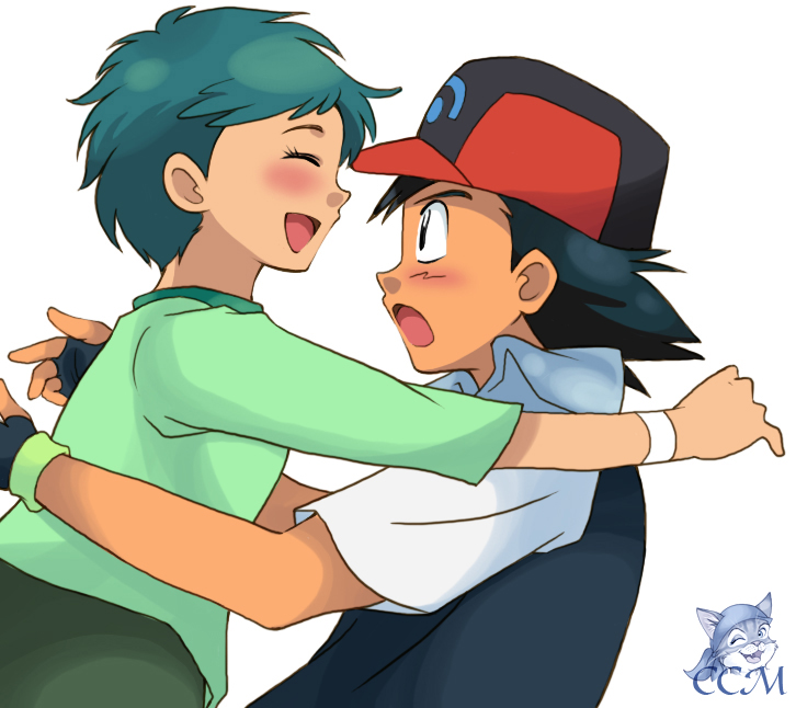 Reserve Pokemon ash and angie think, that