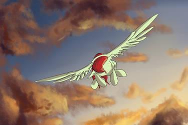 Natg2 Day 13:Fly away