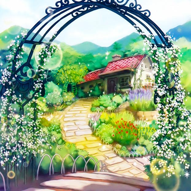 Aroma Garden [Artwork] By LKGiancarlo ...