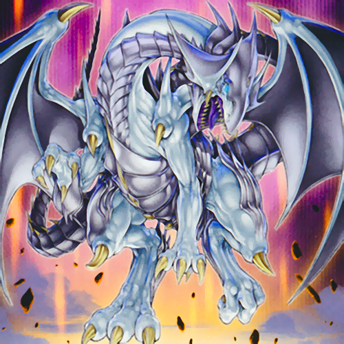 Azzure Silvers: Azure Eyes Silver Dragon [Artwork] By LKGiancarlo On