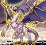 Metaphys Tyrant Dragon [Artwork]