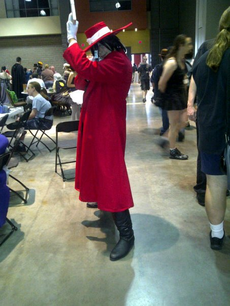 ConnectiCon Alucard by Lolalilacs