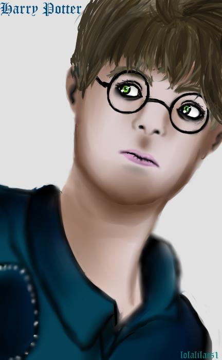 Harry Potter by Lolalilacs