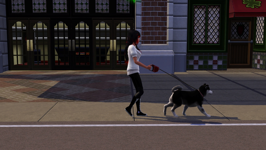 Fun with Sims 3 pets 9 by Lolalilacs