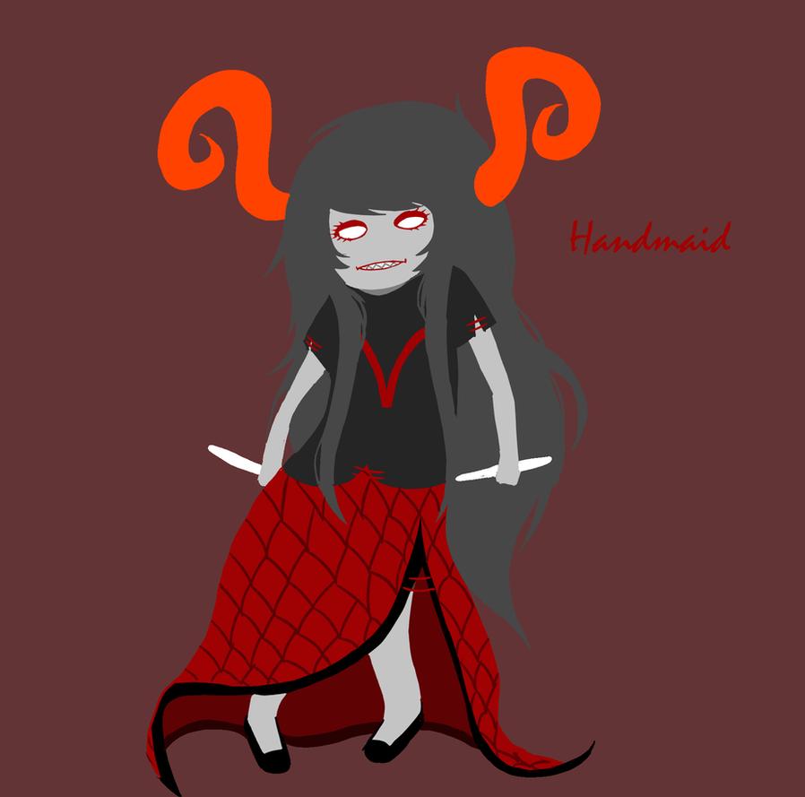 Ancestor Kids: Handmaid by Lolalilacs