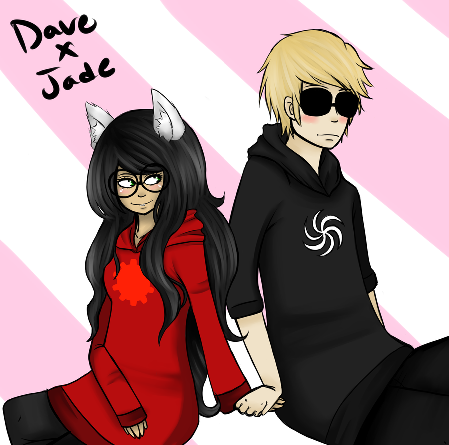 Dave and Jade by Lolalilacs