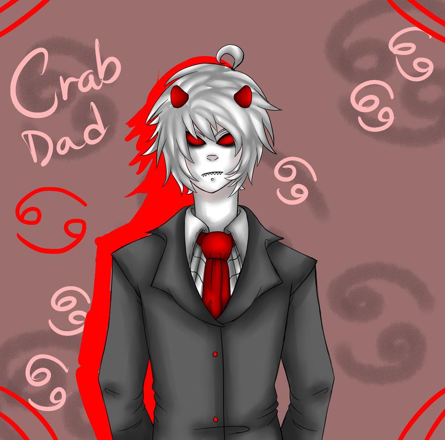 Crab Dad by Lolalilacs