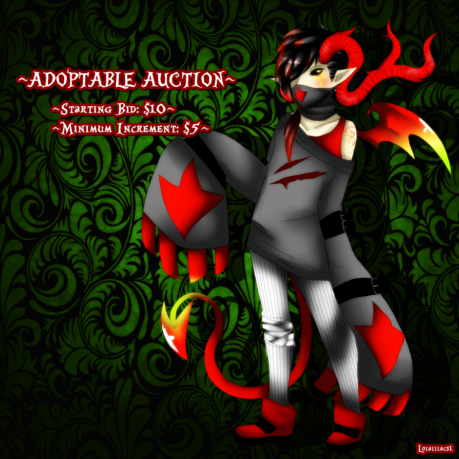 Adoptable 3 Auction (OPEN/PAYPAL) by Lolalilacs