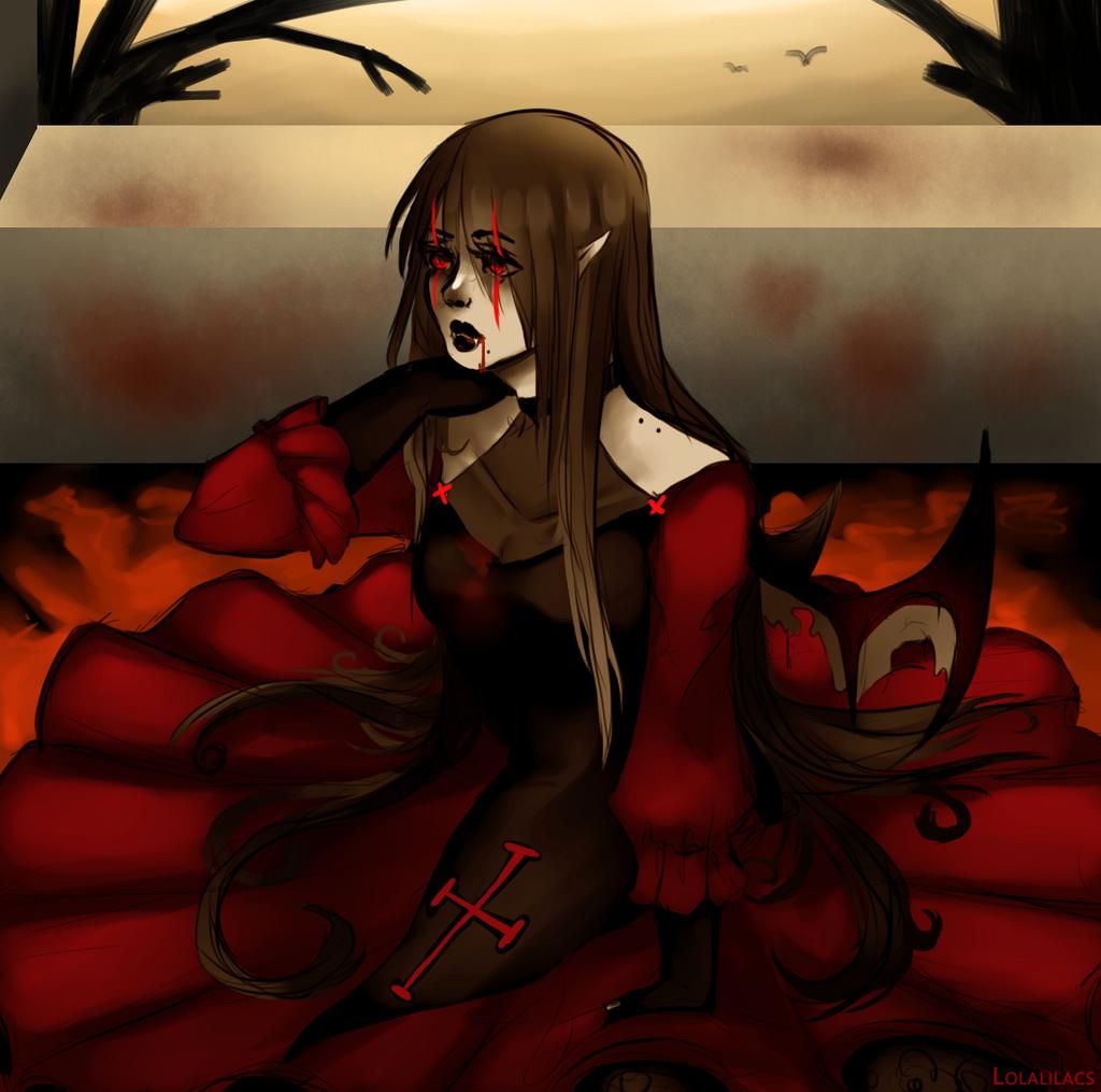 Elizabeth by Lolalilacs