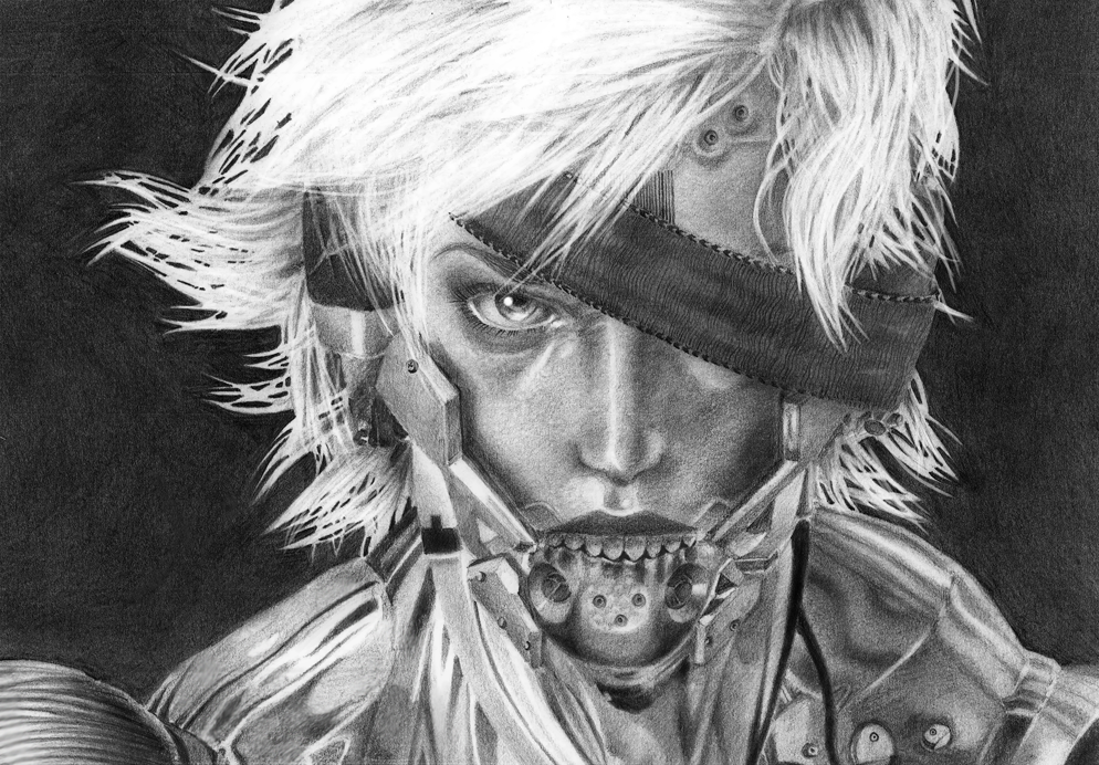 Raiden 2 by MADODE