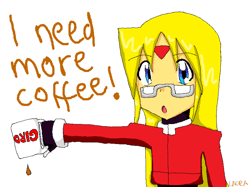 I Need More Coffee by bright-as-a-button