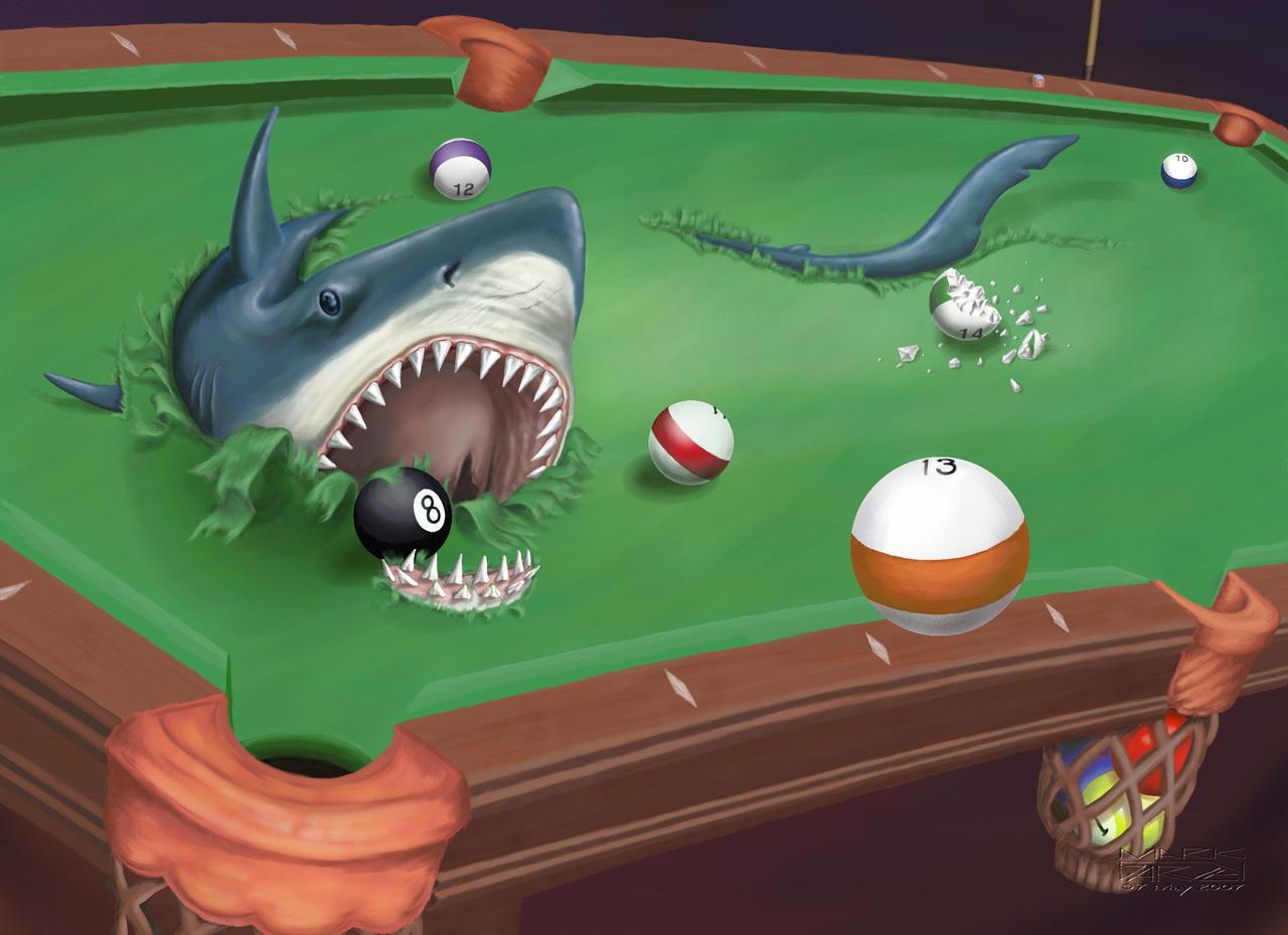 Poolshark By Garv101 Poolshark By Garv101