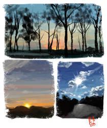 Sky by Baygel