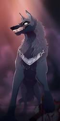 Become the beast by SaintKyrie