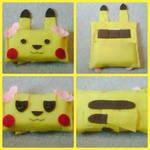 Pikachu DS Case