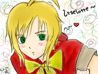 Liselotte - O.U.T. by RadicalKoji